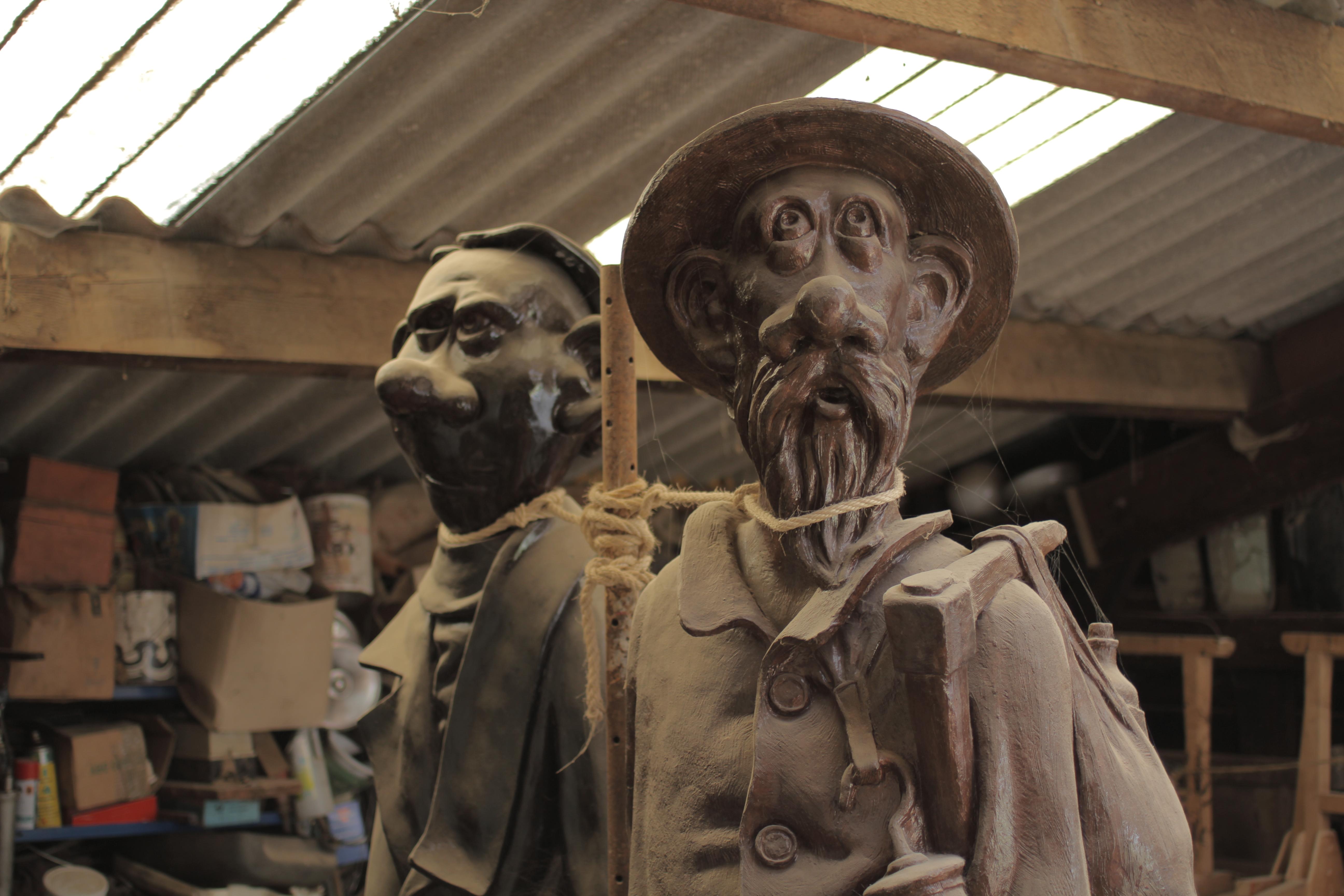 Sculpture de François Dufour