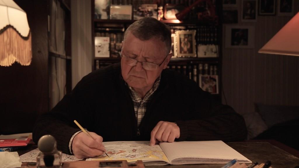 Serge Trocquenet, né en 1944, est un dessinateur autodidacte. Depuis 2003, il a couvert une centaine de cahiers d'écolier de dessins réalisés à l'encre de chine et aux feutres. Des cahiers qu'il a gardés cachés pendant trop longtemps. Rêvons c'est l'heure a eu le privilège d'exposer ses oeuvres pour la première fois en septembre 2020 !
