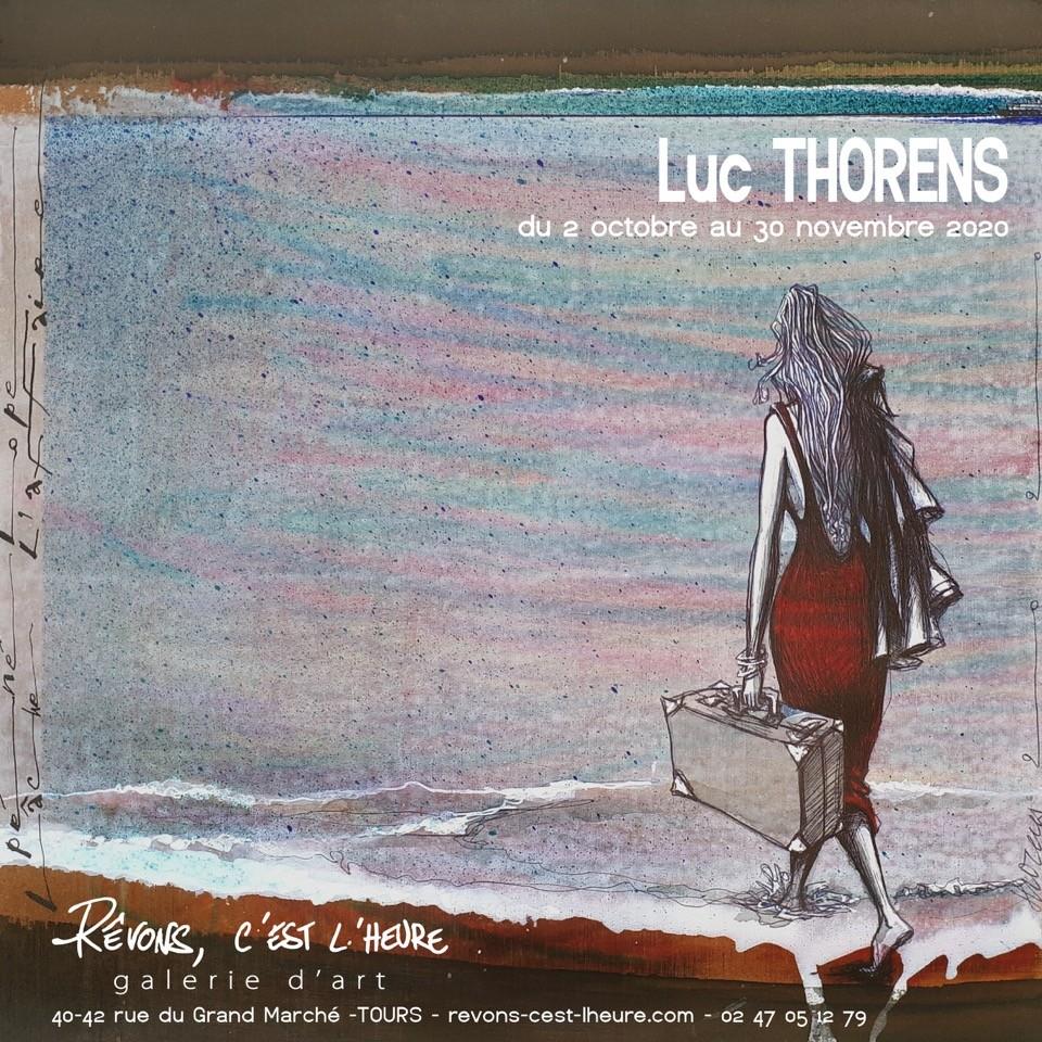 affiche Luc Tours