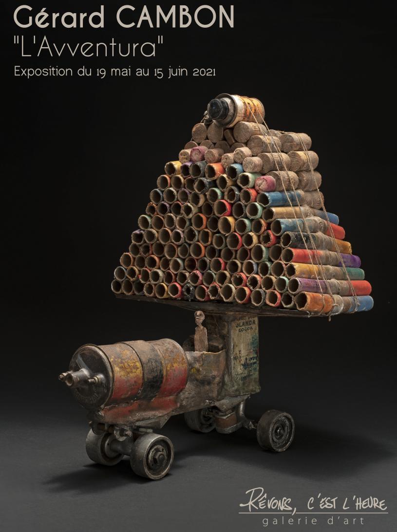 Affiche expo Tours