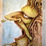 La goutte au nez