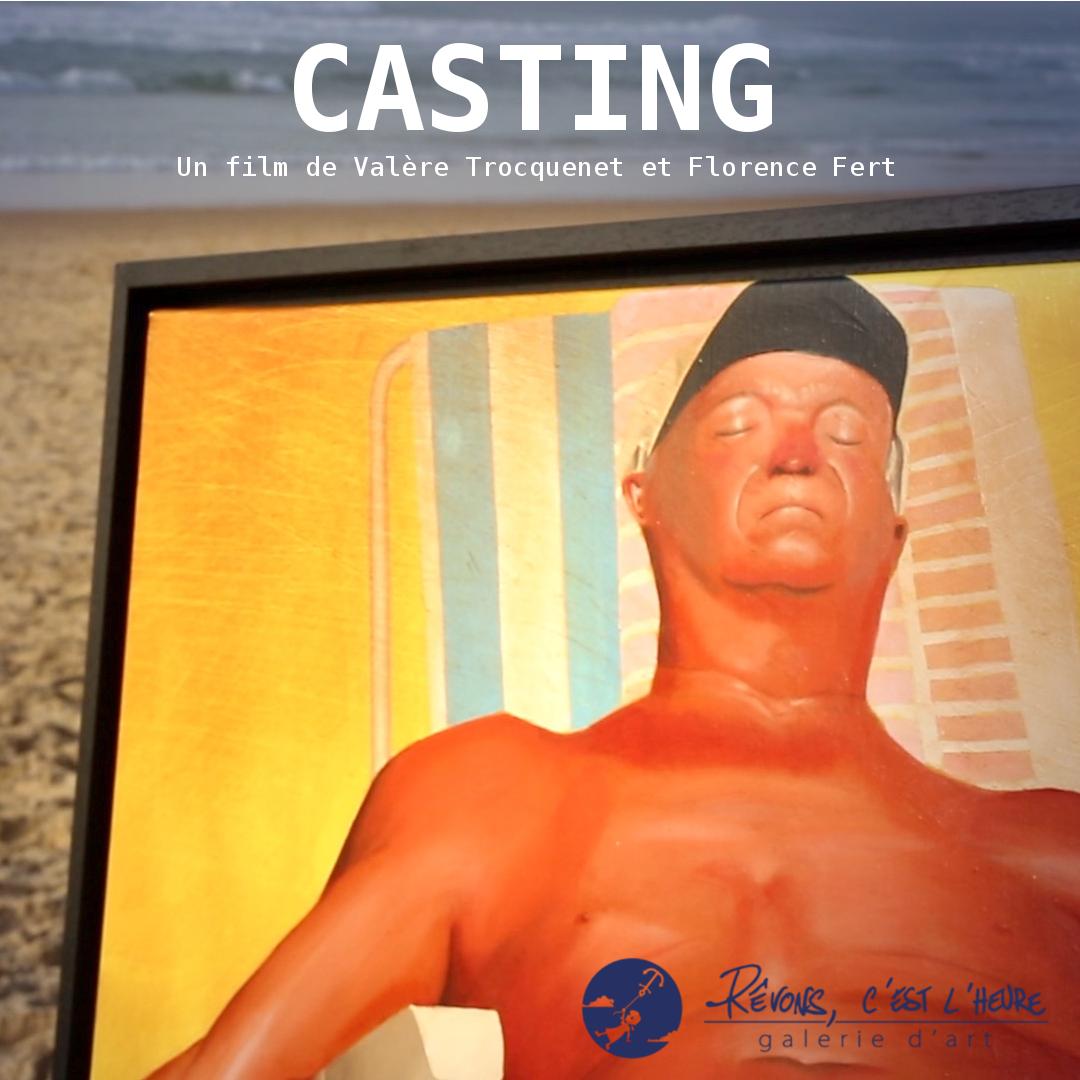 Affiche Casting